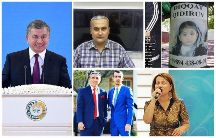 «GM Uzbekistan»дан янгилик, Президентдан 8 март совғаси, қарздор «мегаюлдузлар», янги байрам, қийноққа солинган журналист, йўқолаётган болалар ва бошқа хабарлар