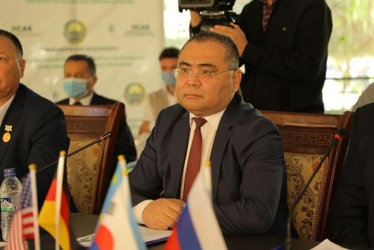 Иброҳим Абдураҳмонов.