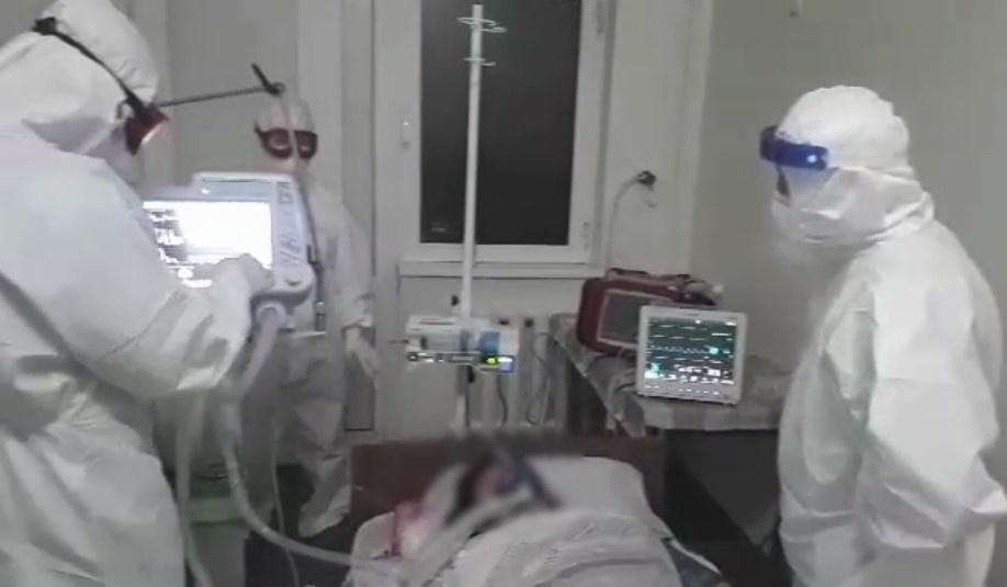 Ёш аёл коронавирус қурбони бўлди