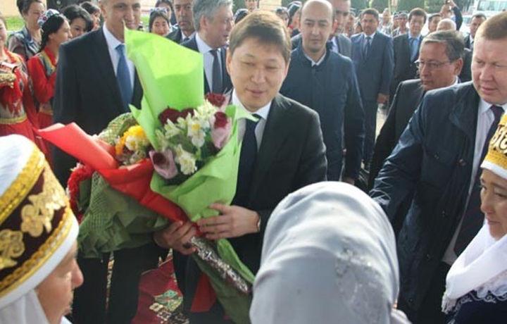 Қирғизистон Бош вазири Ўзбекистонга келди