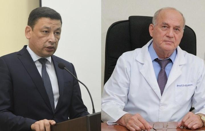 Respublika kardiologiya markaziga yangi direktor tayinlandi