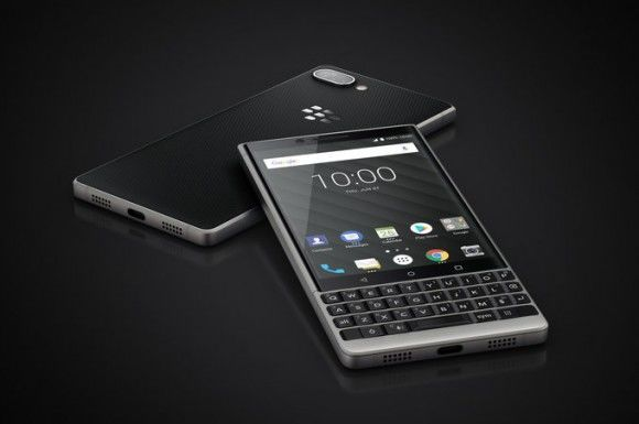 TCL показала BlackBerry KEY2 – смартфон с клавиатурой