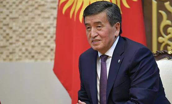 Сооронбай Жээнбеков икки марта президент бўлмоқчи эмас