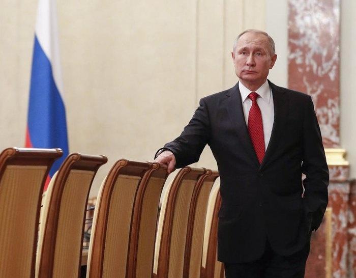 Путиннинг президентлик муддатлари «нуллаштирилди»
