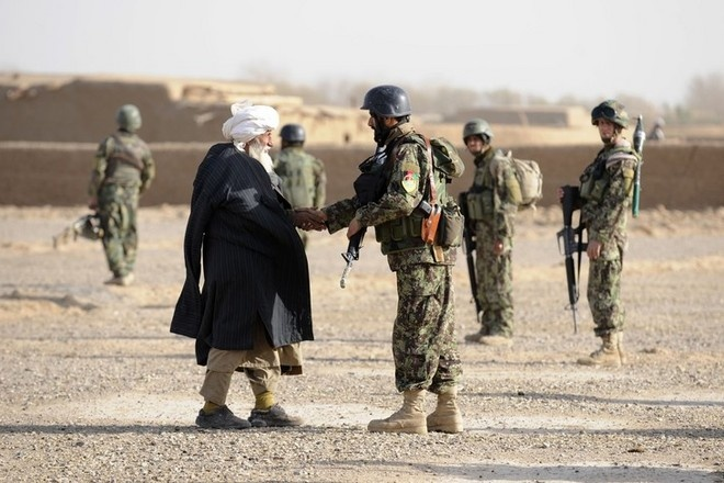 НАТО начала вывод войск из Афганистана