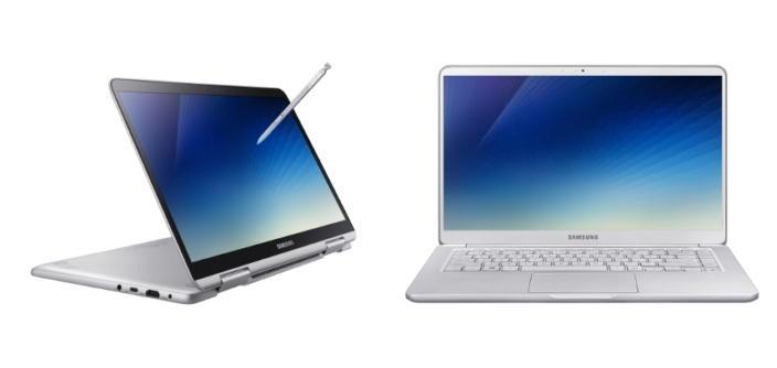 «Samsung» Notebook 9 Pen ва Notebook 9 қурилмаларини янгилади .