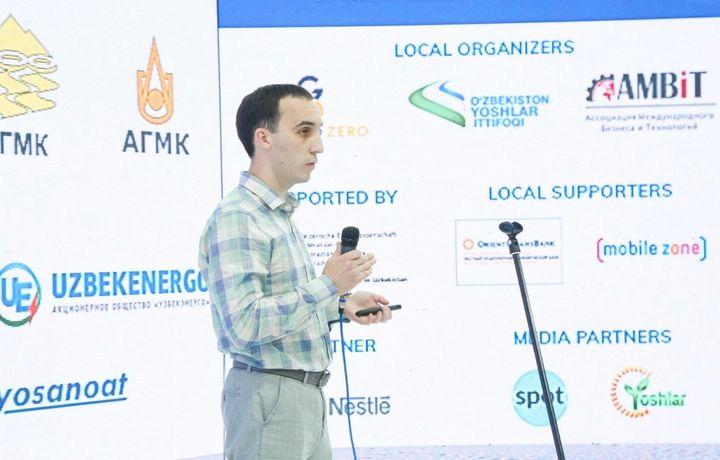 «OylikUz» стартап-лойиҳаси ҳамасосчисининг «омад формуласи» (интервью)
