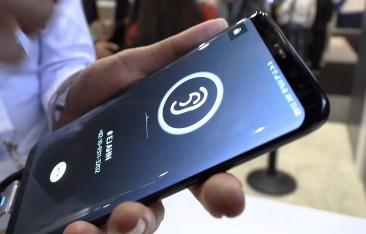 «Samsung» энг олди ихтироларини намойиш этди (видео)
