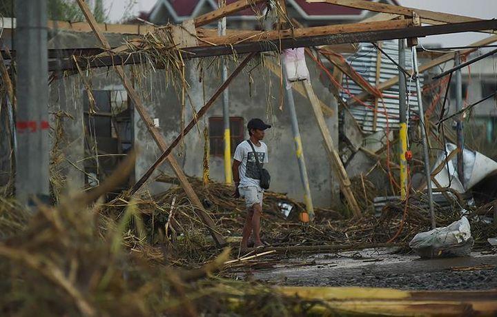 На юге Филиппин произошло мощное землетрясение
