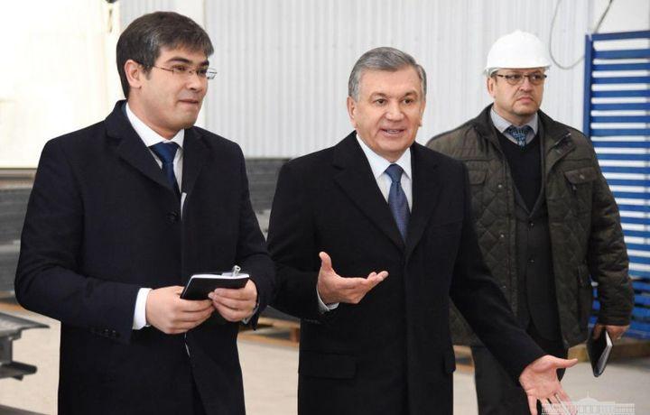 2019-yilda Toshkentga 2 milliard 700 million dollar investitsiya kiritiladi