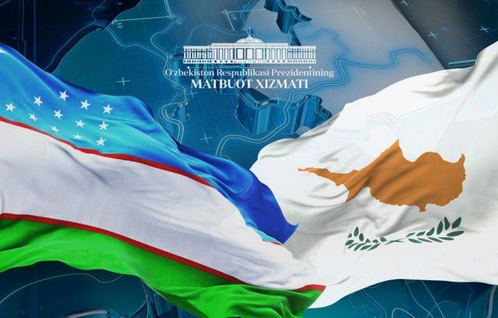 Давлатимиз раҳбари Кипр Президентини мустақиллик куни билан табриклади