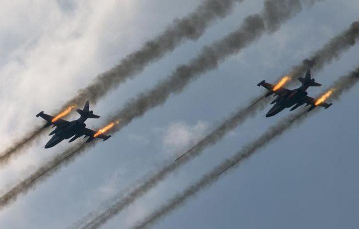 Семья из 14 человек погибла при авиаударе в Сирии