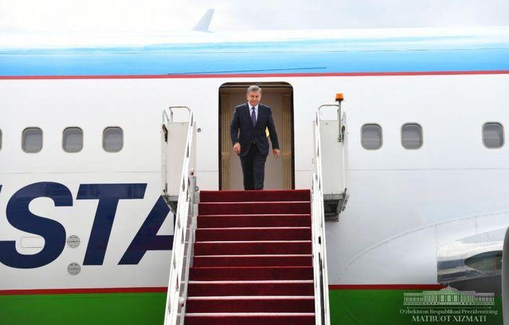 Shavkat Mirziyoyev ertaga Turkmanistonga tashrif buyuradi