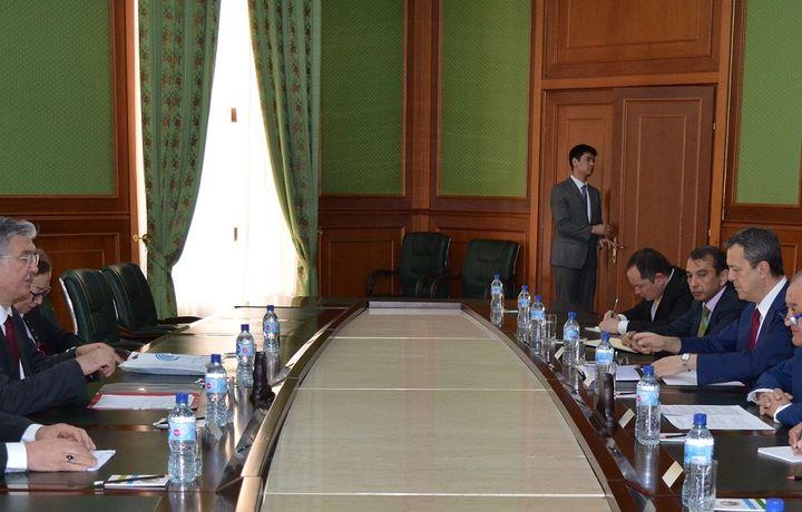 Организация экономического сотрудничества прибыла в Узбекистан