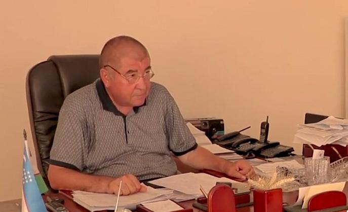 Ҳокимликдан олинган Абдумўмин Жўраевнинг сенаторлик ваколати муддатидан аввал тугатилди