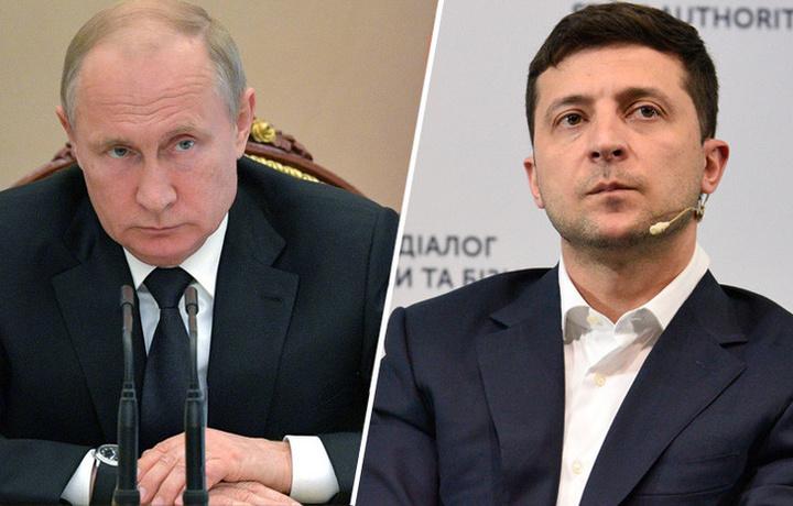 Putin va Zelenskiy Parijda yakkama-yakka uchrashishi mumkin