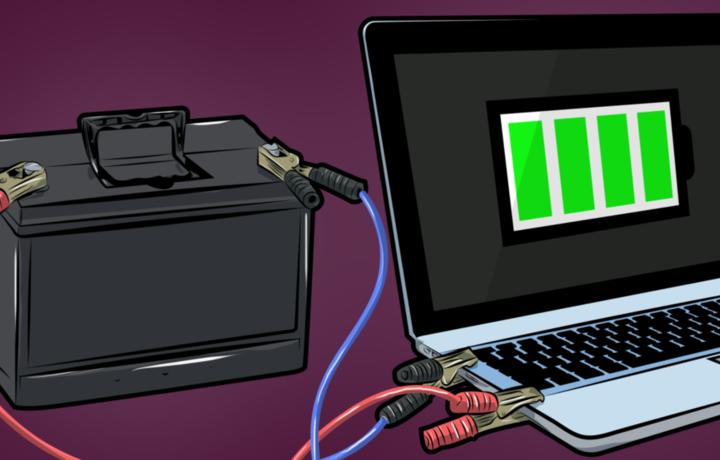 Как в Windows 10 активировать режим экономии заряда батареи
