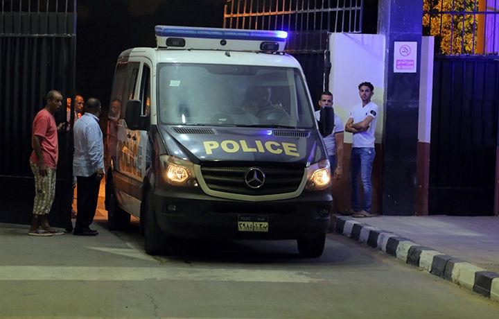 Шесть человек погибли в ДТП в Египте