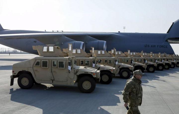 США поставят Украине военную помощь на 250 млн долларов