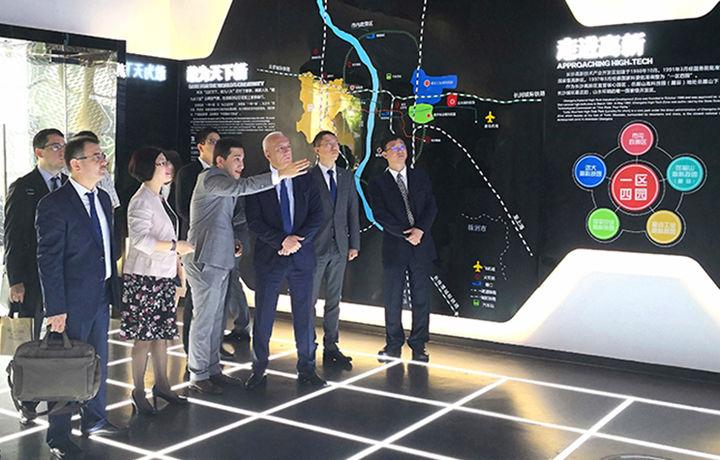 Инновация вазирлиги янги технологияларни жорий қилиш бўйича «Huawei» билан ҳамкорлик қилади