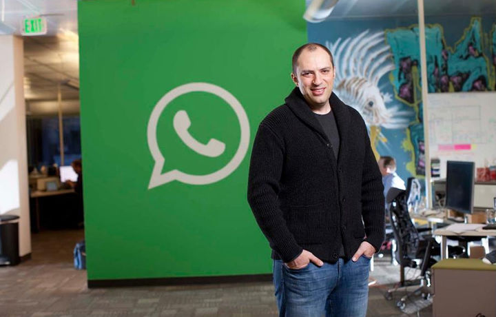 «WhatsApp» бошлиғи ишдан кетди