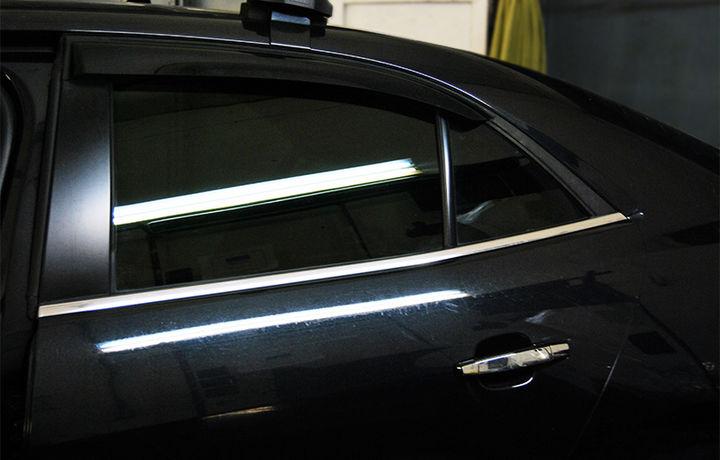 Ўзбекистонда 16.5 млн сўмга «тонировка» қилинган биринчи автомобиль (фото)