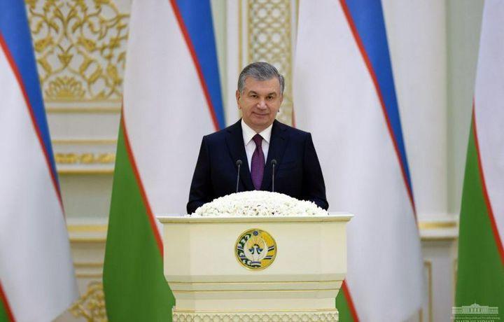 Бир қатор хорижий давлат президентлари Шавкат Мирзиёевни Рамазон ҳайити билан табриклади