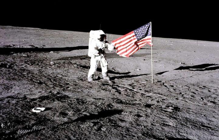 США назвали себя хозяевами Луны