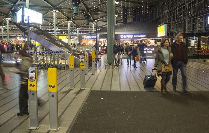 Аэропорт в Нидерландах эвакуирован из-за угрозы взрыва