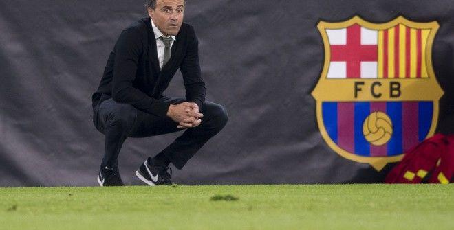 Луис Энрике ушёл с поста главного тренера сборной Испании по футболу