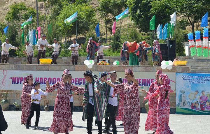 Халқаро фестиваль. Лапар айтганга 3500 доллар берилади