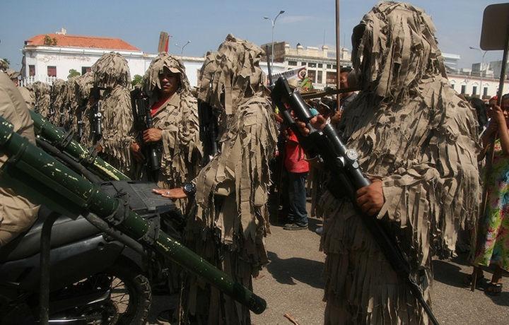 Венесуэльские правозащитники заявляют о пытках военных
