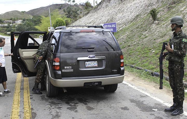 Два человека погибли на границе Венесуэлы и Бразилии