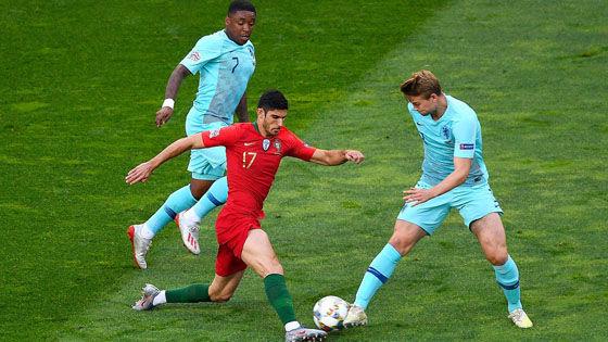 Португалия — Миллатлар лигасининг илк ғолиби