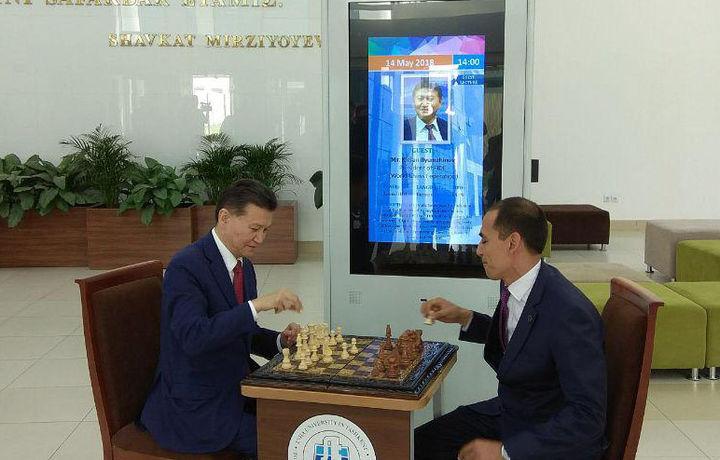 ФИДE президенти: «Ўзбекистонда мактаб дастурига шахмат дарси киритилиши ажойиб янгилик»