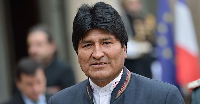 Boliviya prezidenti shifoxonaga tushib qoldi