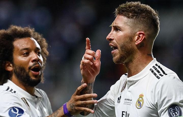 Игроки «Реала» выступили против Конте и Моуринью