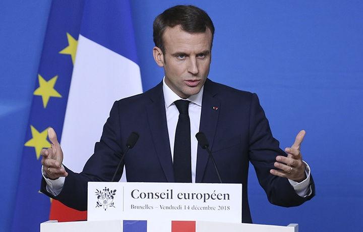 Макрон опубликует «письмо французам»