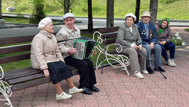 Россиядаги энг кекса пенсионер аниқланди