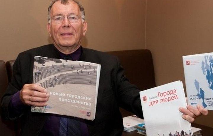 Даниялик машҳур архитектор Тошкентнинг саккизта тумани учун мастер-план тайёрлайди