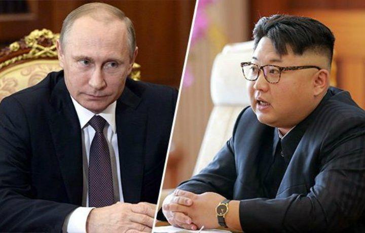 Путин намерен встретиться с Ким Чен Ыном