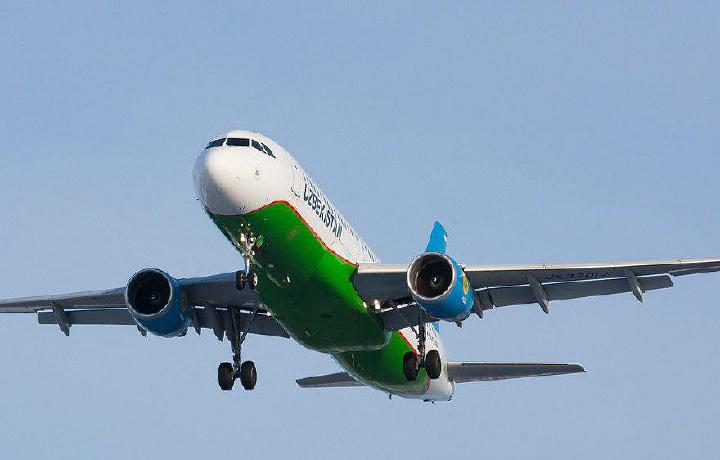 «Узбекистон xаво йуллари» вводит регулярные рейсы в столицу Грузии