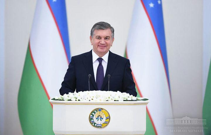 Шавкат Мирзиёев икки давлат Президентини табриклади