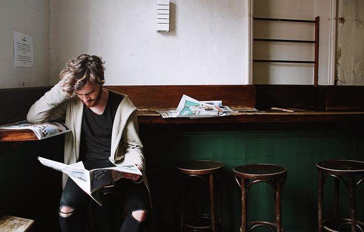 В США только 2% молодых людей читают газеты
