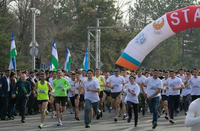 В Ташкенте пройдет первый полумарафон. Победитель получит до 12 млн. сумов