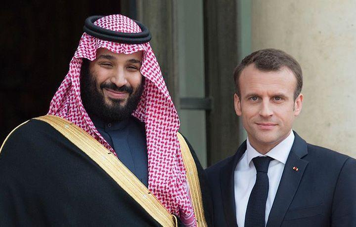 Макрон встретится с принцем Салманом на G20