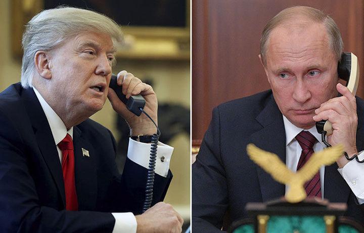Трамп ва Путин мулоқоти АҚШ ОАВ норозилигига учради