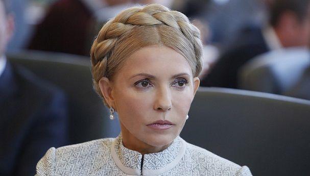 Тимошенко Украинани тарк этаётган миллионлаб кишилар борасида хавотир билдирди