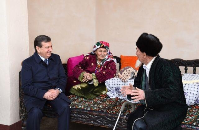 Янги йилнинг илк ташрифи: Шавкат Мирзиёев Тошкент вилоятига боради
