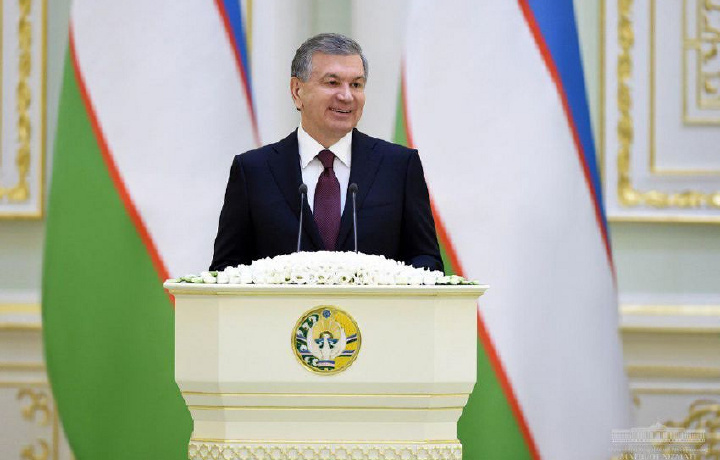 Шавкат Мирзиёев: «Генерал бўлиш ҳар бир ҳарбийнинг муқаддас орзуси»